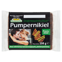 Mestemacher pumpernikiel (250 g)