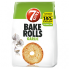7 Days Bake rolls czosnek