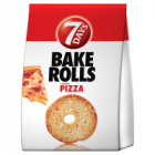 7 Days Bake rolls pizza