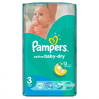 Pampers Active Baby 4-9 kg