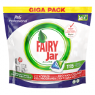 Fairy Jar Professional All in One Tabletki do zmywarki opakowanie