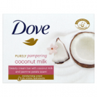 Dove Purely Pampering Coconut Milk Kremowa kostka myjąca