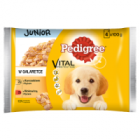 Pedigree Vital Protection Junior Karma pełnoporcjowa w galaretce 400 g (4 x )