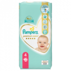Pampers Premium Care Pieluchy 4 Maxi waga 9-14 kg