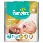 Pampers Premium Care Pieluchy 2 Mini, waga 3-6 kg