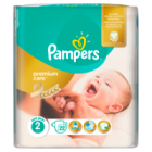 Pampers Premium Care Pieluchy 2 Mini, waga 3-6 kg,