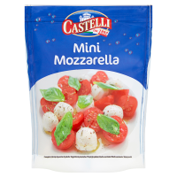 Castelli Mini Mozzarella (125 g)