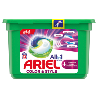 Ariel Allin1 Pods +Complete Fiber Protection Kapsułki do prania (13 szt)