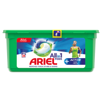 Ariel Allin1 Pods +Active Odor Defense Kapsułki do prania (24 szt)